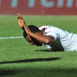 Sangweni: Sidelined through injury