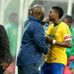 Mosimane: Forward thinking