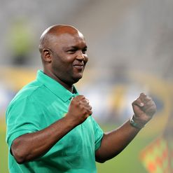Mosimane: A win for the supporters