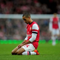 Walcott: Learnt a lesson
