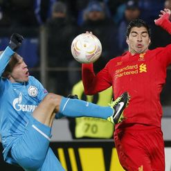 Luis Suarez: Couldn't find the mark