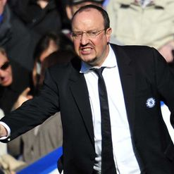 Benitez: 'One game at a time'