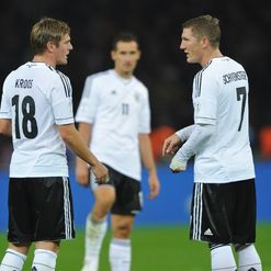 Kroos: Basti is brilliant