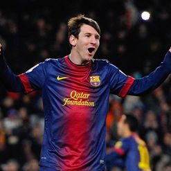 Messi: Record run continues