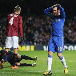 Mata: Blues must raise their game