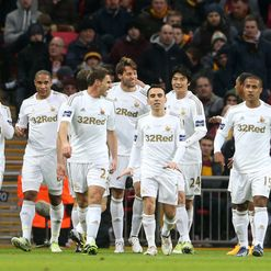 Swansea: Comfortable victory at Wembley