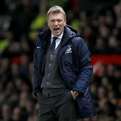 Moyes: Giving up on Everest?