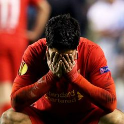 Suarez: Despair at Europa exit