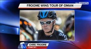 Froome wins Tour of Oman