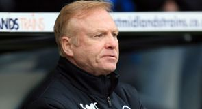McLeish leaves Nottingham Forest