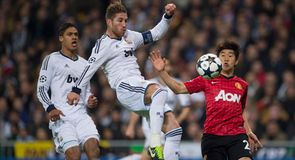Real Madrid v Man Utd