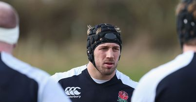 Robshaw ready to answer call
