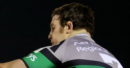 Willie Faloon Connacht