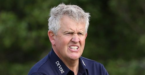 Montgomerie: Concerned