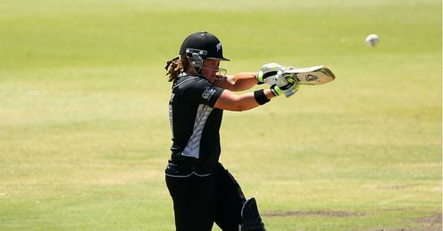 Frances Mackay New Zealand Women 2012