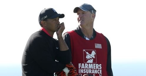 Woods: Frustrated by slow play