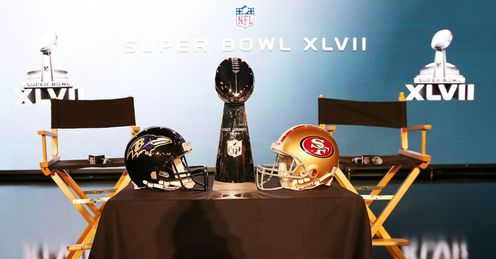 Super Bowl XLVII: Kev can see the Ravens edging it