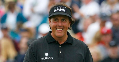Mickelson: On the rise
