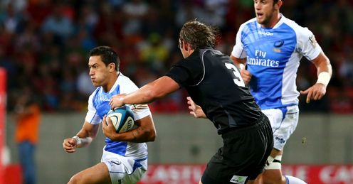 Sam Christie Western Force v Southern Kings Nelson Mandela Bay Stadium