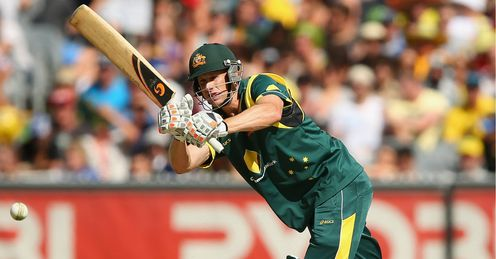 Adam Voges Australia v West Indies fifth ODI MCG