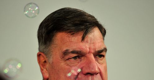 Allardyce: a result against Spurs would be a huge boost