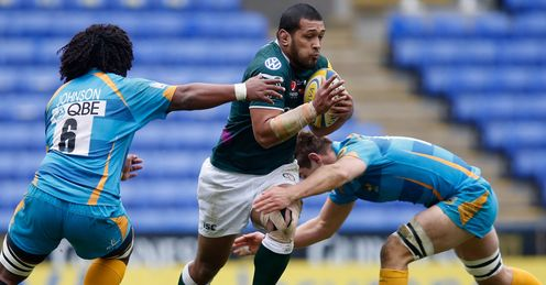 Chris Hala ufia London irish Aviva Premiership
