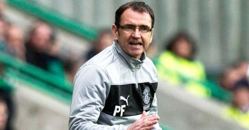 Pat Fenlon's Hibs have it all to do against Celtic, says Andy