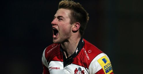 Trinder: attacking force for Gloucester