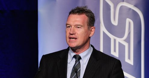John Kirwan Blues coach 2013