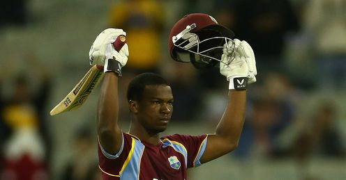 Johnson Charles maiden ODI hundred West Indies Australia MCG