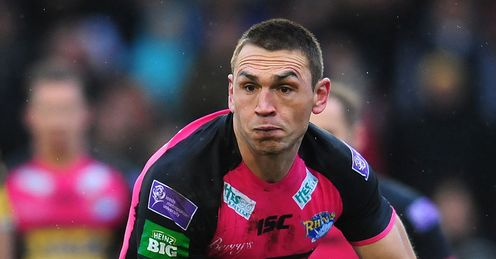 Catch Sinfield on Super League Super Stars