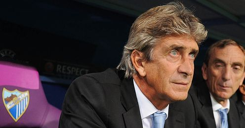 Pellegrini: the Malaga man has myriad managerial qualities, says Guillem