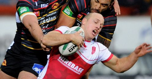 Michael Dobson Hull KR 2013