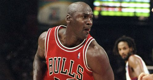 Michael Jordan: Third-rate to true great