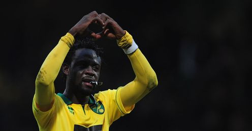 Kei Kamara: loving life in the Premier League
