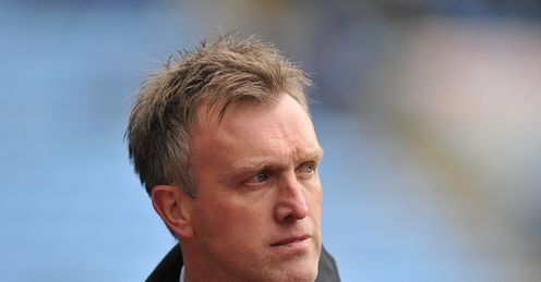Wins of change: Davis has made successful tweaks since taking over at Crewe