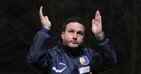 Stags boss Paul Cox