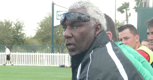 Hill: former Luton man is now in coaching role at Tampa Bay