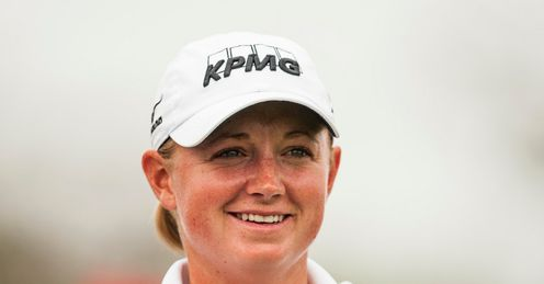 Stacy Lewis: Off to a flyer