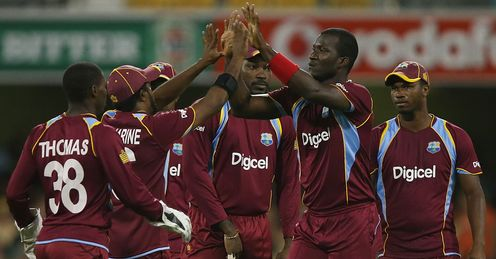 West Indies celeb v Australia