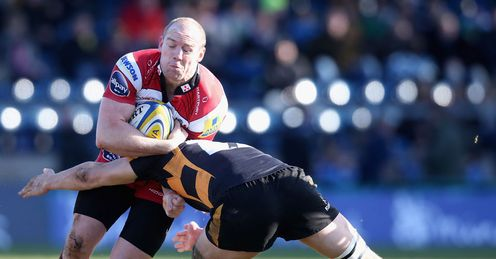 Wasps v Gloucester Mike Tindall