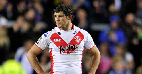 Paul Wellens - St Helens Super League