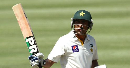 Younis Khan South Africa v Pakistan second Test Newlands
