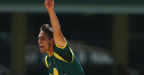 mitchell johnson fourth odi
