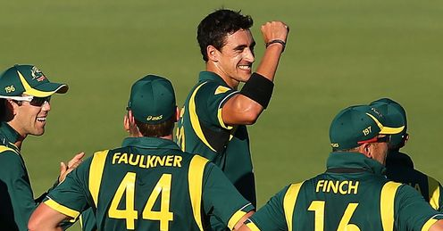 mitchell starc perth