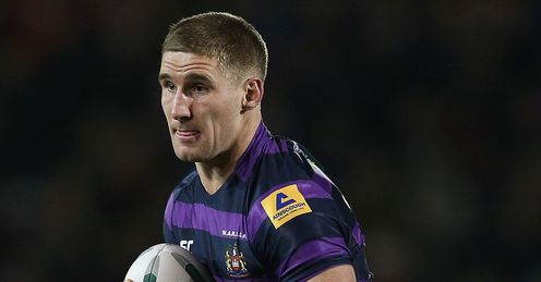 Sam Tomkins February 2013