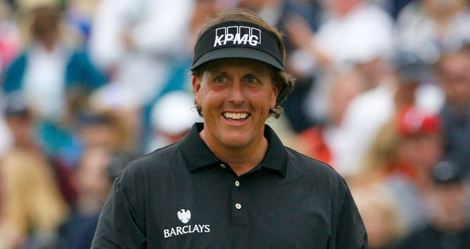 Phil Mickelson: A perennial challenger at Augusta