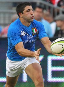 Tito Tebaldi Italy v Canada 2012