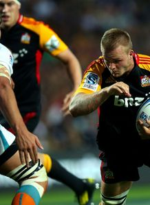 Sam Cane Chiefs v Cheetahs Round Three 2013