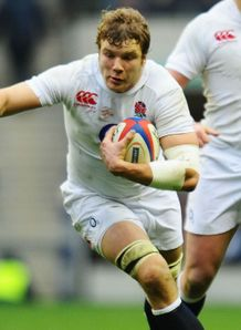 Picture of Joe Launchbury
